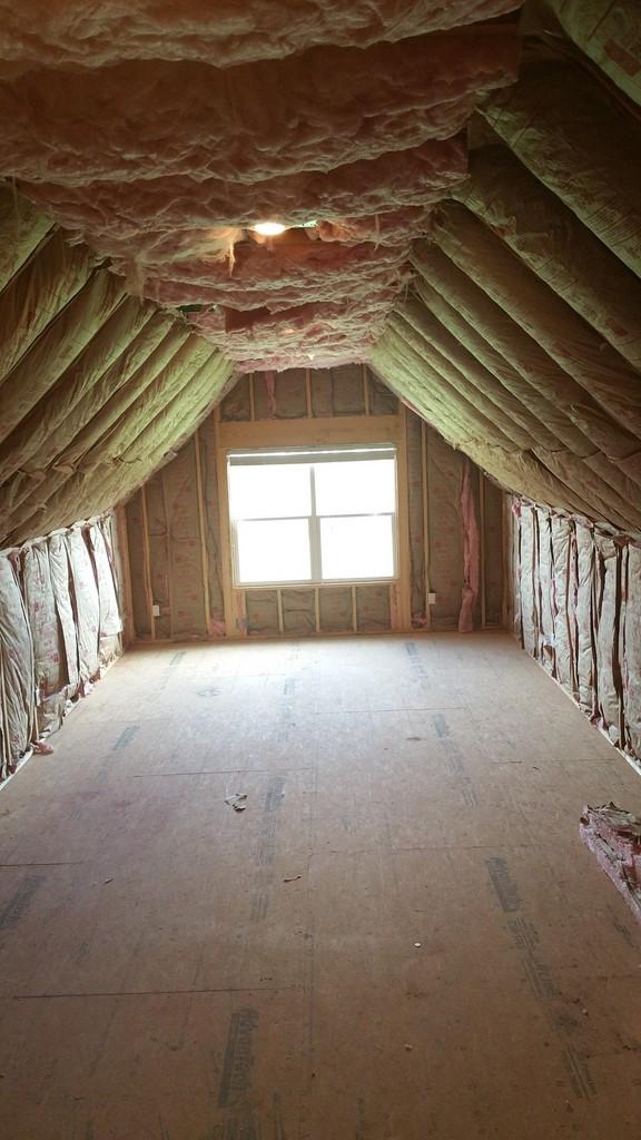 Crossland Remodeling Attic Space Finished Bonus Room