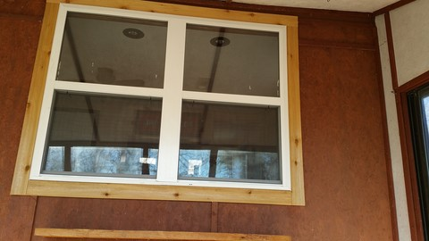vinly window installer in Fayetteville Arkansas