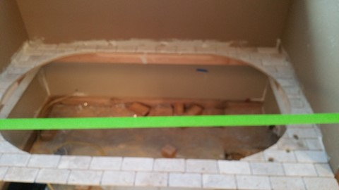 bathroom remodel contractor in northwest arkansas