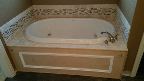 Custom Bathroom remodeling contractor in Northwest Arkansas